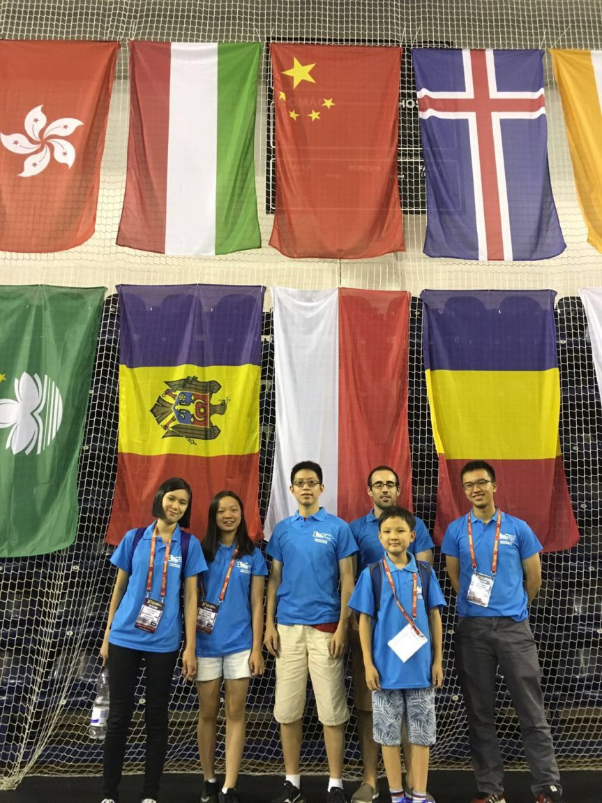 The Chess Academy brings troops to FIDE World Youth U16 Chess Olympiad SLOVAKIA2016
