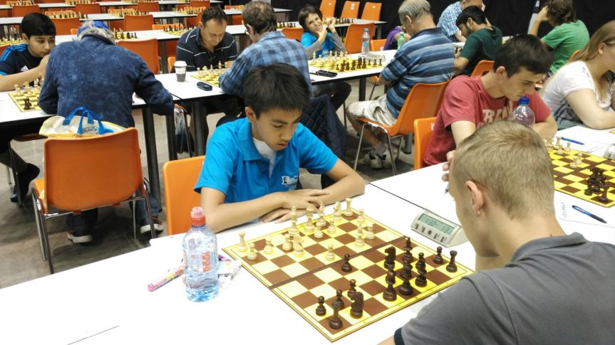 "The Chess Academy brings troops to the  CZECH OPEN 2016 ""INFINITY OPEN"""