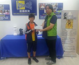 TCA Fall Open Best U16 - James Kwong