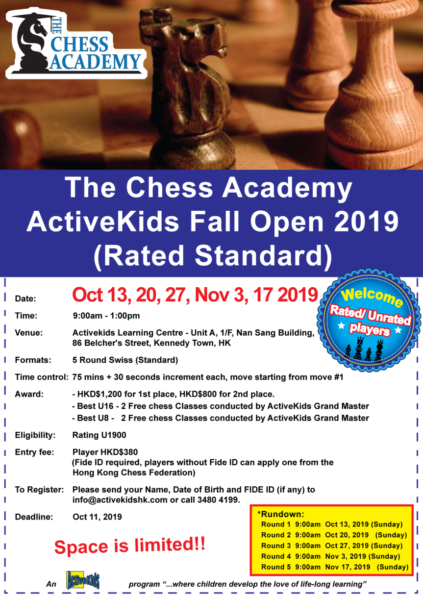 The-Chess-Academy-ActiveKids-Fall-Open-2019-(Rated-Standard)
