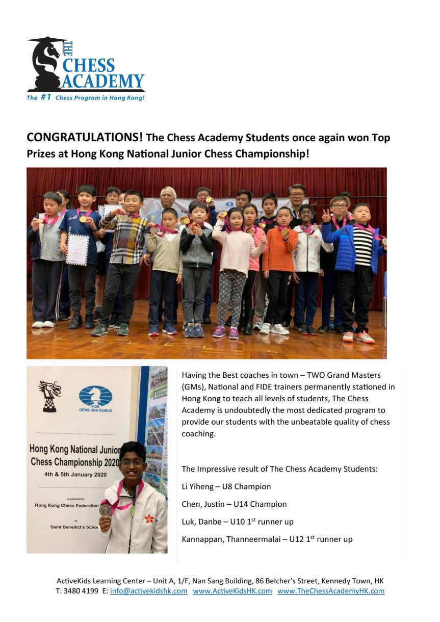 HKCF-National-Junior-Chess-Championship-2020